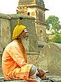 India-5937 - Sadhu (Holy Man) - Flickr - archer10 (Dennis).jpg