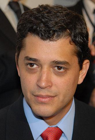 Antônio Pedro de Siqueira Indio da Costa - Image: Indiodacosta 30062010