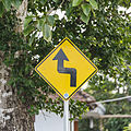 Indonesia Traffic-signs Warning-sign-05.jpg