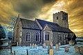 Infrared HDR St Mary's church Higham Suffolk (3671786036).jpg