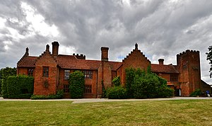 Mass for Four Voices - Ingatestone Hall in Essex, where Byrd's mass settings may first have been heard