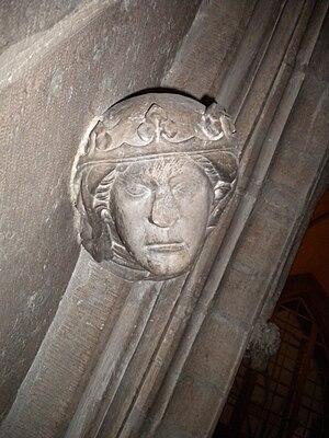 Queen mother - Duchess Ingeborg was regent of Norway and Sweden 1318-1319