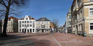 City in Lippe, North Rhine-Westphalia, Germany