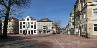 Lage, North Rhine-Westphalia - Market square