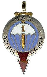1st Marine Infantry Parachute Regiment regiment