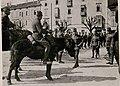 Inspizierung des 4.Tiroler Kaiserjägerregimentes durch Exzellenz Feldmarschall Conrad Freiherr von Hötzendorf am Piazza d'Armi in Trient (BildID 15736125).jpg