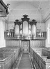 interieur kerk, naar het westen, met orgel - losdorp - 20023899 - rce