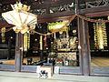 Interior - Hyakumanben chion-ji - Kyoto - DSC06544.JPG