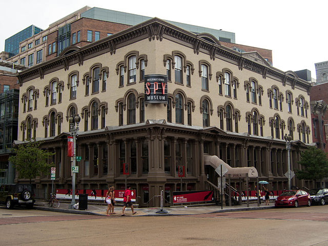 Hotels Near International Spy Museum Washington Dc