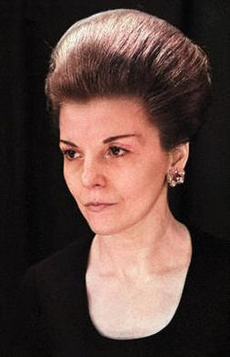 Isabel Martínez de Perón - Image: Isabel Martinez de Peron