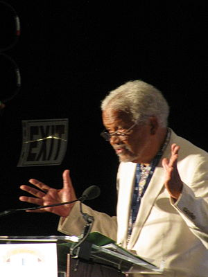 Ishmael Reed - Reading at the 2015 National Book Festival
