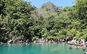 Coron Island - Image: Isola di coron, lago kayangan 02