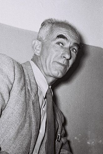 Isser Be'eri - Image: Isser Beeri 1949