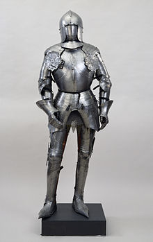 plate armour wikipedia