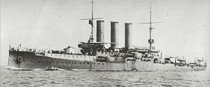 Italian battleship Vittorio Emanuele during World War I.jpg