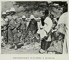 ethiopia and italy history