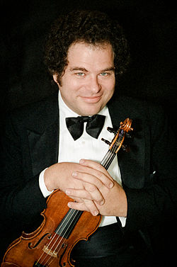 biography of Itzhak Perlman