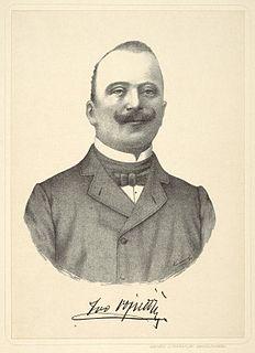Ivo Vojnović Croatian dramatist and playwright (1857–1929)