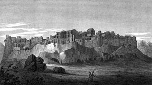 های شهر شیراز دژ ایزدخواست - ویکیپدیا، دانشنامهٔ آزاد