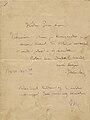 Jókai Mór levele 1893 dec 30 Jókay Géza.jpg