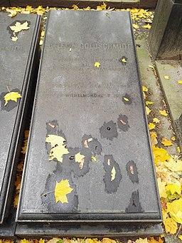 Jüdischer Friedhof Schönhauser Allee Berlin Nov.2016 - 28