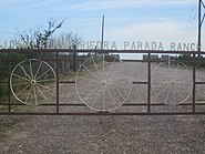 J.O. Walker Ranch entrance, Webb County, TX IMG 6066