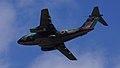 JASDF C-1(78-1023) fly over at Iruma Air Base November 3, 2014 03.jpg