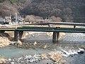 JR身延線 上の平鉄橋 - panoramio.jpg