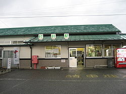 JR-east Murai station.jpg
