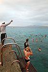 JTF Guantanamo Members Dove Into the 'Across the Bay Swim' DVIDS229840.jpg