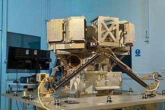 MIRI (Mid-Infrared Instrument) - MIRI