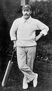 Jack Brown (cricketer) English cricketer