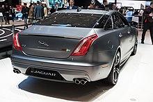 Jaguar XJ (X351) - Wikipedia