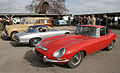 Jaguar E-Type, Lotus Elite, Austin Countryman - Flickr - exfordy.jpg