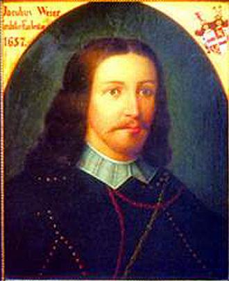 Wejherowo - Jakub Wejher, the founder of Wejherowo