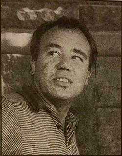 James Lee Barrett Tony Award winner, screenwriter and United States Marine
