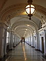 James R. Browning Courthouse Long Hallway.jpg