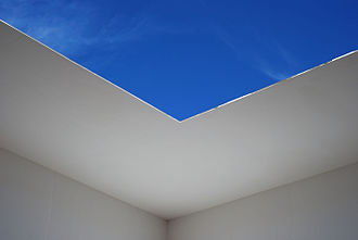 James Turrell - Space That Sees, at Israel Museum, Jerusalem