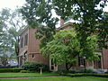 James Whitcomb Riley Museum Home rear.JPG
