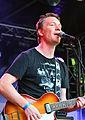 Jan Pape Band - Jan Pape – Rock 'N' Rose Festival 2014 02.jpg