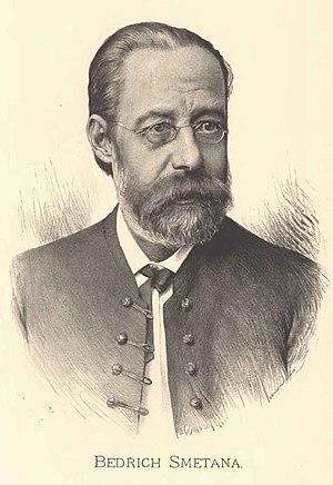 Jan Vilímek - Image: Jan Vilímek Bedřich Smetana