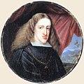 Jan van Kessel (II) - Miniature portrait of Charles II of Spain.jpeg