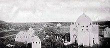 Jannatul-Baqi avant la démolition.jpg