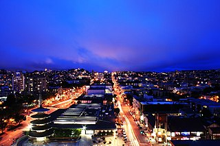 Japantown, San Francisco Neighborhood in San Francisco, California, United States