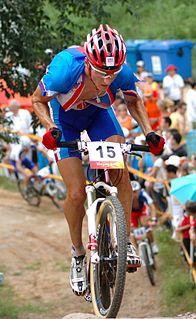 Jaroslav Kulhavý Czech cyclist