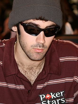 Jason Mercier - Mercier playing at the EPT Monte Carlo Grand Final in 2008