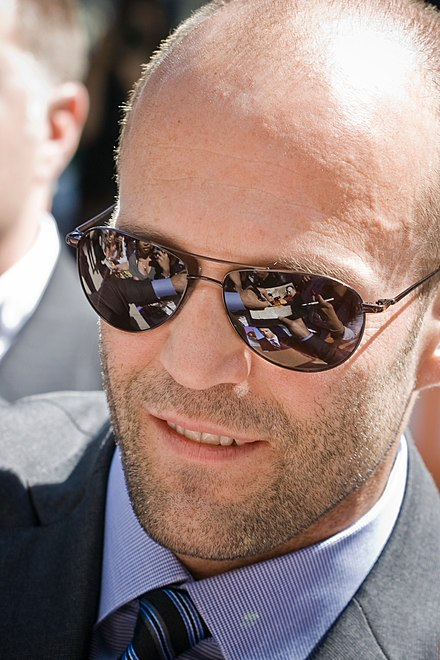 Statham at the Toronto International Film Festival in September 2011. - Jason Statham
