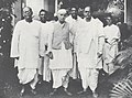 Jawaharlal Nehru with Sarat Chandra Bose and Subhas Chandra Bose.jpg