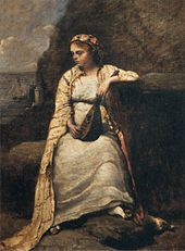 Jean-Baptiste-Camille Corot - Haydée, Young Woman in Greek Dress - WGA5300.jpg