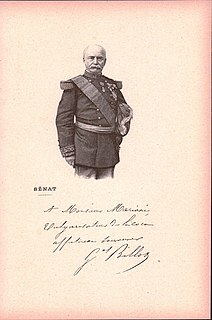 Jean-Baptiste Billot French general and politician